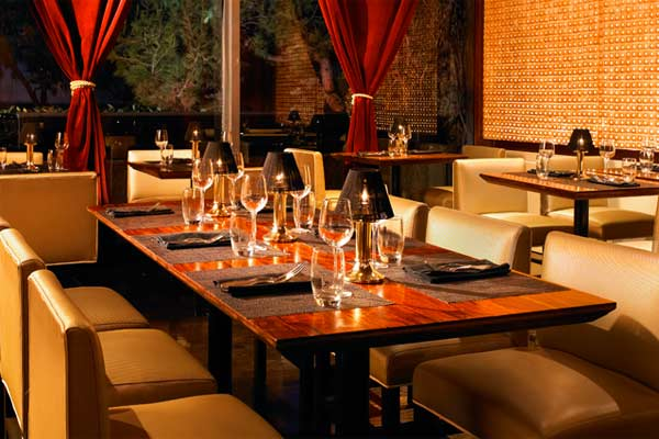 Savor Modern American Cuisine With Global Influences At NINETHIRTY  Restaurant, Located Inside W Los Angeles. When Entering Through The  Restaurant, ...