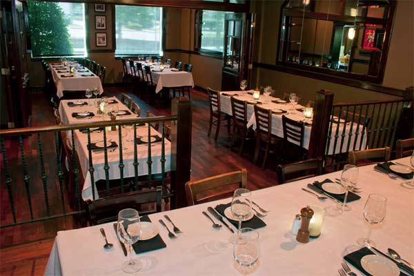 Amerigo Is A Casual Energetic Affordable Neighborhood Italian Restaurant Serving Blend Of Traditional And Modern Cuisine