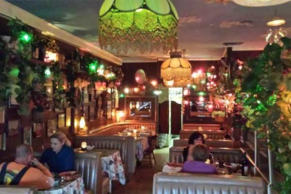 Broginos Italian Restaurant Redondo Beach Urban Dining Guide