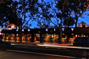 FOG CITY - San Francisco