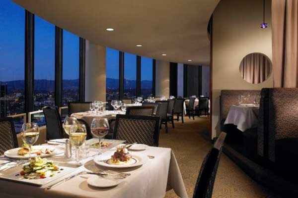 Located On The 35th Floor Of Westin Bonaventure Hotel And Suites Our Award Winning Restaurant Invites You To Experience A Culinary Adventure In
