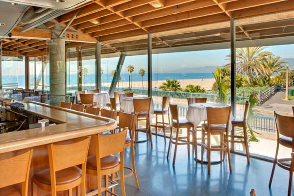 Fresh Seafood At The Historic Santa Monica Pier Lobster Is Located Entrance To With Unparalleled View Of And