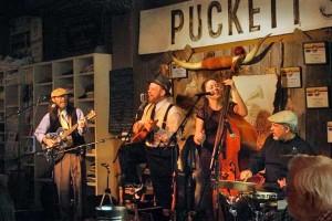 Puckett's Historic Downtown Franklin - Franklin