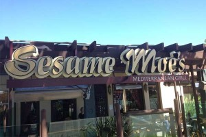 Sesame Moe's - Manhattan Beach