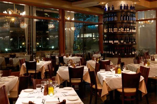 Toscanova Restaurant Century City Menu