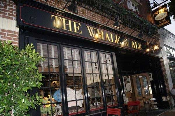 the whale ale san pedro urban dining guide. Black Bedroom Furniture Sets. Home Design Ideas