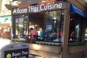 Baan Thai - San Anslemo