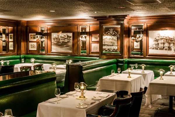 Big 4 restaurant san francisco urban dining guide for Restaurant guide