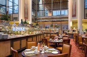 Cafe Sierra at Hilton Universal City
