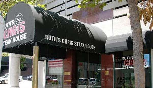 To experience fine dining at its best Just follow the sizzle to Ruth's Chris Steak House located in San Francisco, California! History. Established in The Ruth's Chris Steak House legacy began when Ruth Fertel mortgaged her home for $22, to purchase the