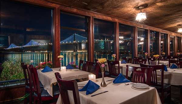 Sinbads Pier Ii Restaurant San Francisco Urban Dining Guide