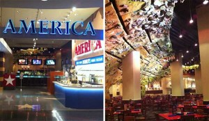 America Restaurant - Las Vegas