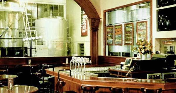 Gordon Biersch Brewery Restaurant Palo Alto Closed Urban Dining Guide