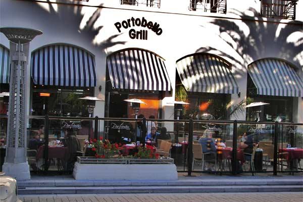 Portobello Grill Redwood City Urban Dining Guide