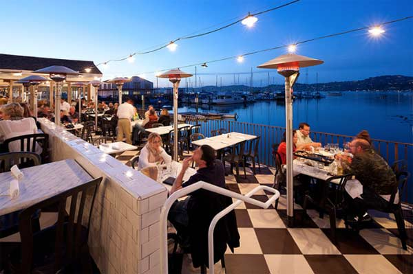 Captivating The Setting Is Quintessential Sausalitou2013the Deck Overlooking Richardson Bay  And The Boats Passing By, Sunshine And A Day To Relax And Enjoy Seafood, ...