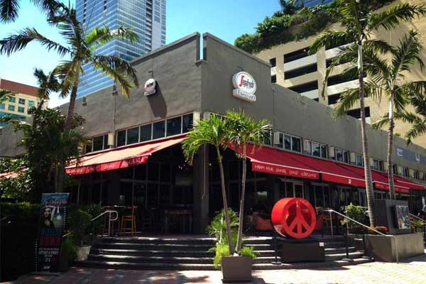 Hour Food Delivery Brickell Miami