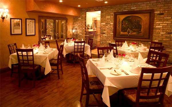 Avanti Restaurant Miami Beach Menu
