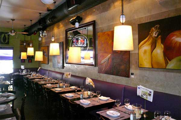 Georges In The Grove Coconut Grove Urban Dining Guide