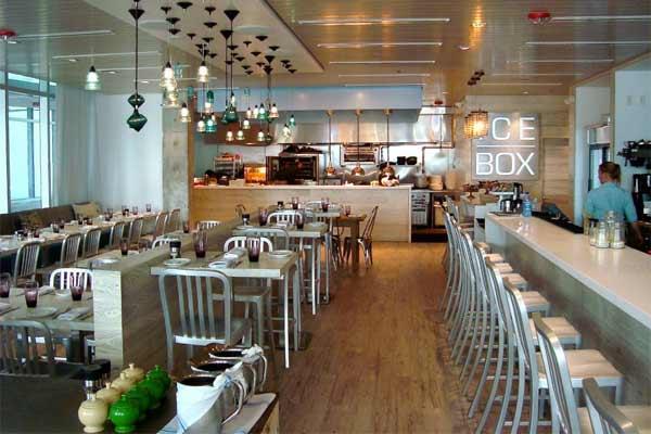 Icebox Cafe Miami South Beach