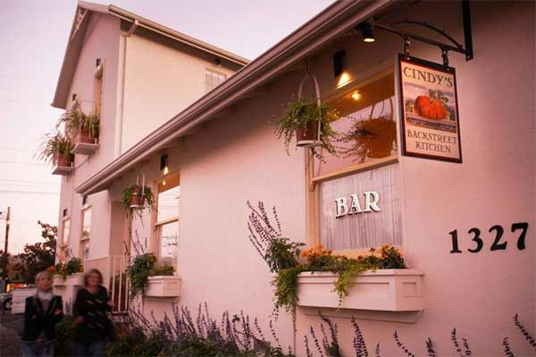 located in charming downtown st helena in the heart of the napa valley cindys backstreet kitchen combines the sophistication of a supper club with the - Cindys Backstreet Kitchen