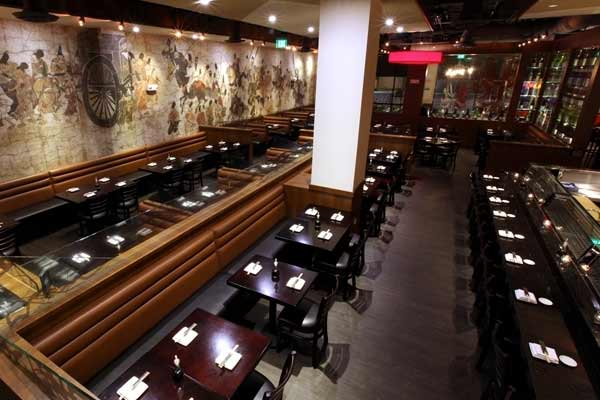 Kabuki Japanese Restaurant Summerlin Las Vegas Urban Dining Guide