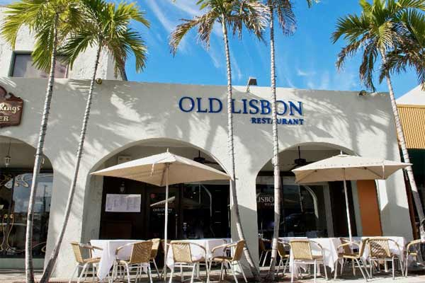 Old Lisbon Restaurant Opened Its Doors In January 1991 For The First Time With One Small Location 1 000 Feet C Way Miami