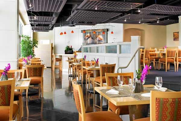 Sheraton Petaluma Restaurant Menu