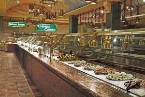 The Buffet - Excalibur - Las Vegas