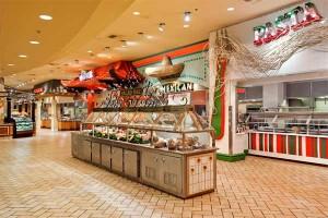 French Market Buffet - Las Vegas