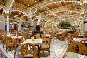 Garden Court Buffet - Las Vegas