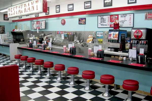 Huntridge Pharmacy Soda Fountain Las Vegas Urban Dining Guide