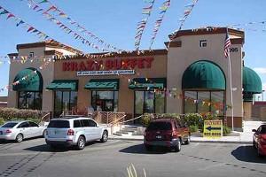 Krazy Buffet - Las Vegas