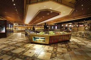 The Buffet at Luxor - Las Vegas