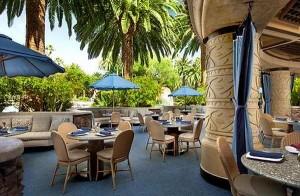 Paradise Cafe Mirage Menu