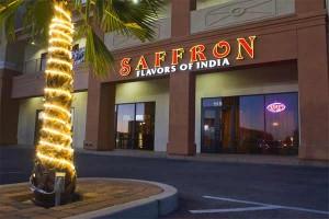 Saffron Flavors of India - Las VEgas