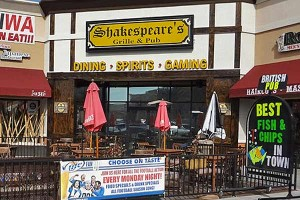 Shakespeare's Grille & Pub - Henderson
