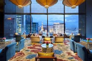 Tea Lounge - Mandarin Oriental - Las Vegas