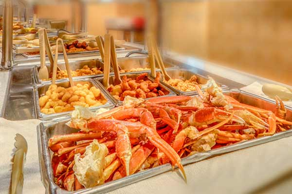 Places To Eat Crab Legs In Panama City Beach Florida
