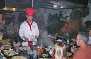 Mikato Japanese Seafood Steakhouse & Lounge - Panama City Beach
