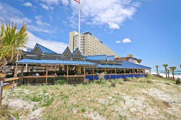 Spinnakers Restaurant Panama City Beach Florida