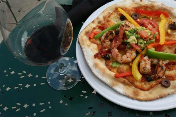 Louisiana Pizza Kitchen French Quarter Urban Dining Guide