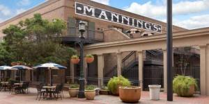 Manning's Restaurant - Harrah's New Orleans