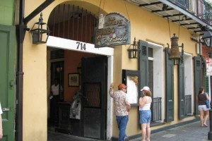The Old Coffee Pot Restaurant - New Orleans