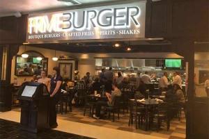Primeburger Venetian Las Vegas