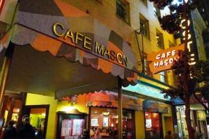Cafe Mason - San Francisco