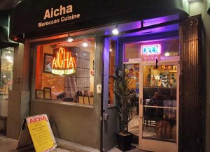Aicha - San Francisco