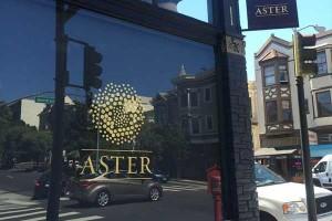 Aster - San Francisco