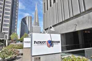 Patriot House - San Francisco