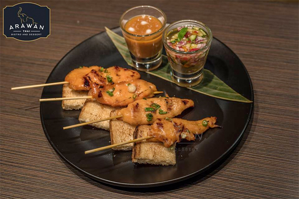 Arawan thai bistro and dessert las vegas urban dining for Arawan thai cuisine menu