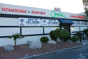 Osaka Japanese Bistro - Las Vegas